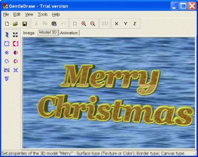 GentleDraw 1.93 screenshot