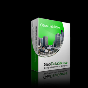 GeoDataSource World Cities Database (Basic Edition January.20 screenshot