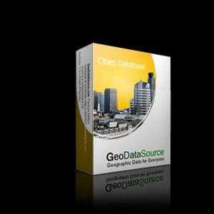 GeoDataSource World Cities Database (Gold Edition) January.20 screenshot
