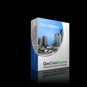 GeoDataSource World Cities Database (Premium Editi January.20 screenshot