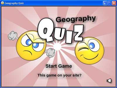 Geography Quiz 1.0 screenshot