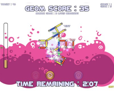GEOM 1.6 screenshot