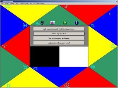 Geomancy 2.0.0 screenshot