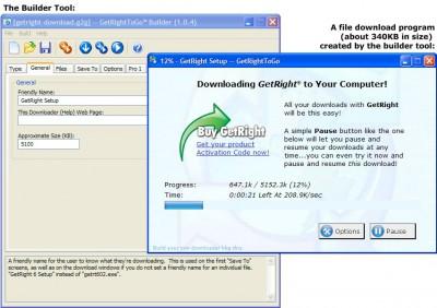 GetRightToGo 1.0.5a screenshot