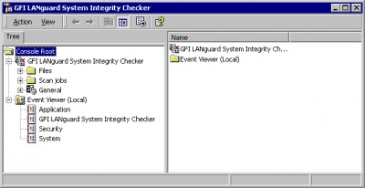 GFI LANguard System Integrity Monitor 1.0 screenshot