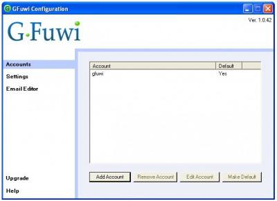 GFuwi 2.0 screenshot