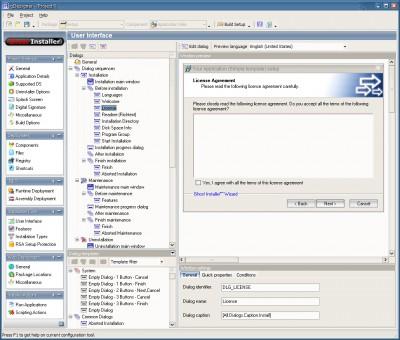 Ghost Installer Studio 4.8.1 screenshot