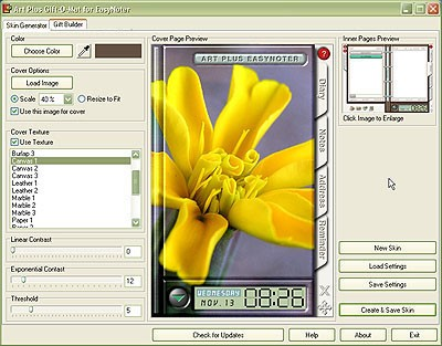 Gift-O-Mat PE for EasyNoter Lite 3.7 1.0 screenshot