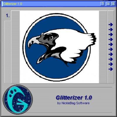 Glitterizer 1.0 screenshot