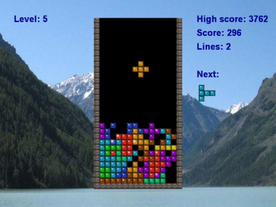 Global Tetris 2.1 screenshot