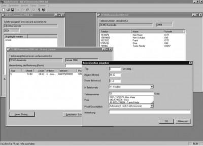 GmTelSorter 1.01 screenshot