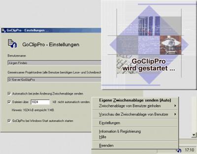 GoClipPro 1.0 screenshot