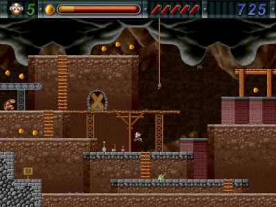 Gold Miner Joe 1.02 screenshot