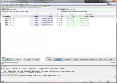 GoodSync 10.5.5 screenshot
