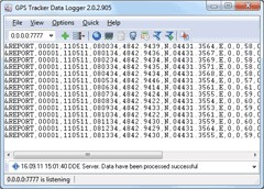 GPS Tracker Data Logger 2.7.7.522 screenshot