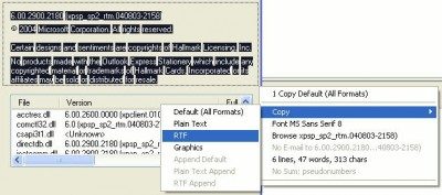 Grab Text 13.5 screenshot