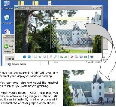 GrabXP7 7.1.0 screenshot