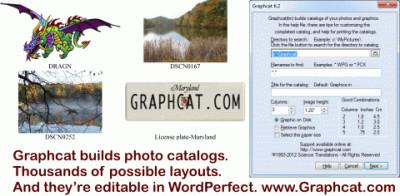 Graphcat 6.60 screenshot