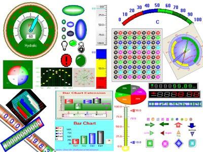 Graphic-Chart ActiveX Components 2.000 screenshot