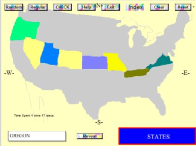 Grasp The USA 2.1 screenshot