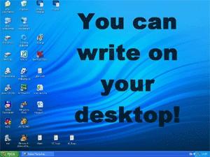 GreetSoft Desktop Notepad 2.0.1160 screenshot