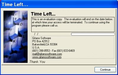 Greg 4.55 screenshot