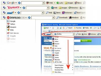 Groowe Search Toolbar 2.0 screenshot