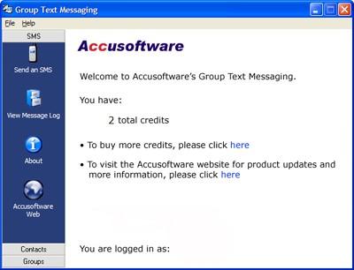 Group Text Messenger 4.0.46 screenshot