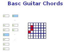 Guitar chords 01.18 screenshot