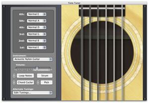 Guitar Shed 2.9 screenshot