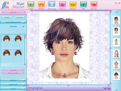 Hair Master 3.0 keywords hair master virtual styling virtual hairstyle