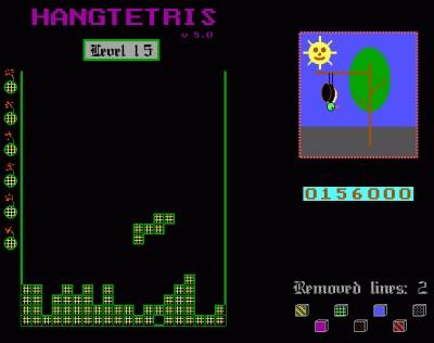 Hangtris 5.1.1 screenshot