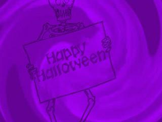 Happy Halloween Wallpaper 2.0 screenshot