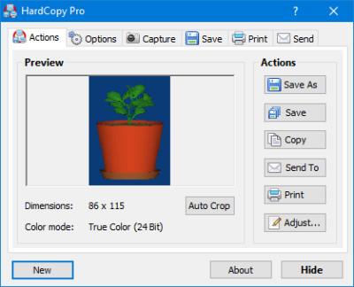 HardCopy Pro 4.11.1 screenshot