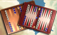 Hardwood Backgammon 1.0.11 screenshot