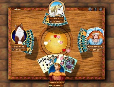 Hardwood Hearts 2.2 B65 screenshot