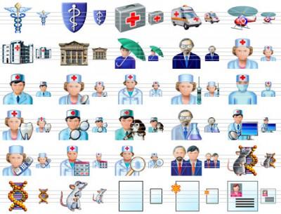 Health Care Icons 2011.3 screenshot