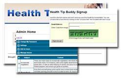 Health Tip Buddy 1.3 screenshot