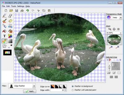 HeliosPaint for Mac 1.6 screenshot