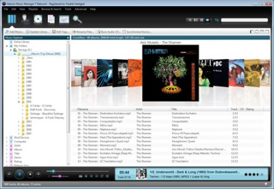 Helium Music Manager 8.6.3 screenshot