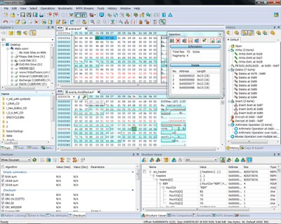 Hex Editor Neo 5.14.00.47 screenshot
