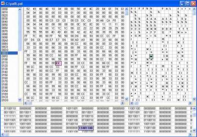 Hex Editor Pro 1.00.0025 screenshot
