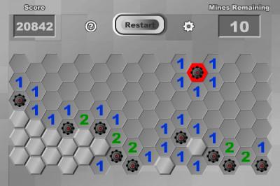 Hex Mines 1.11.0 screenshot