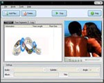 HighQuality iPhone Video Converter + DVD to iPhone 2.1.53 screenshot