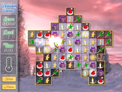 Holiday Bonus 1.04 screenshot