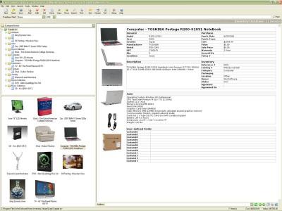 Home Inventory Deluxe 1.1.071 screenshot