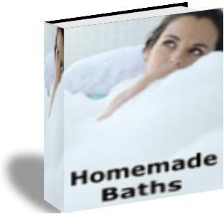 Homemade Baths 4.0 screenshot