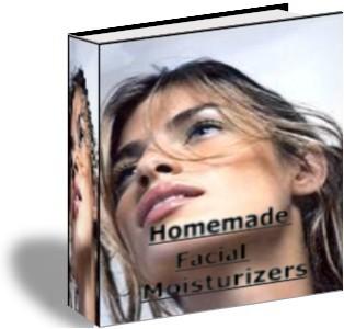 Homemade Facial Moisturizers 5.7 screenshot