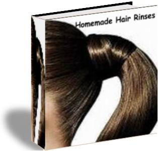Homemeade Hair Rinses 1.0 screenshot