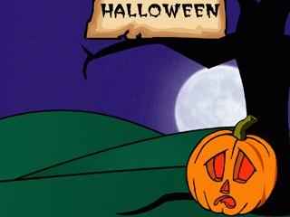 Horrific Halloween Wallpaper 2.0 screenshot